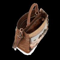 thumb-Braune Handtasche  *Arizona Collection*-5