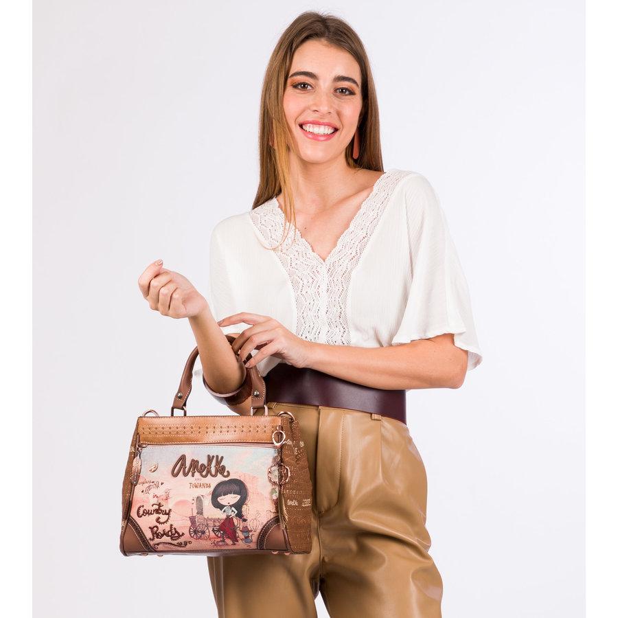 Braune Handtasche  *Arizona Collection*-9