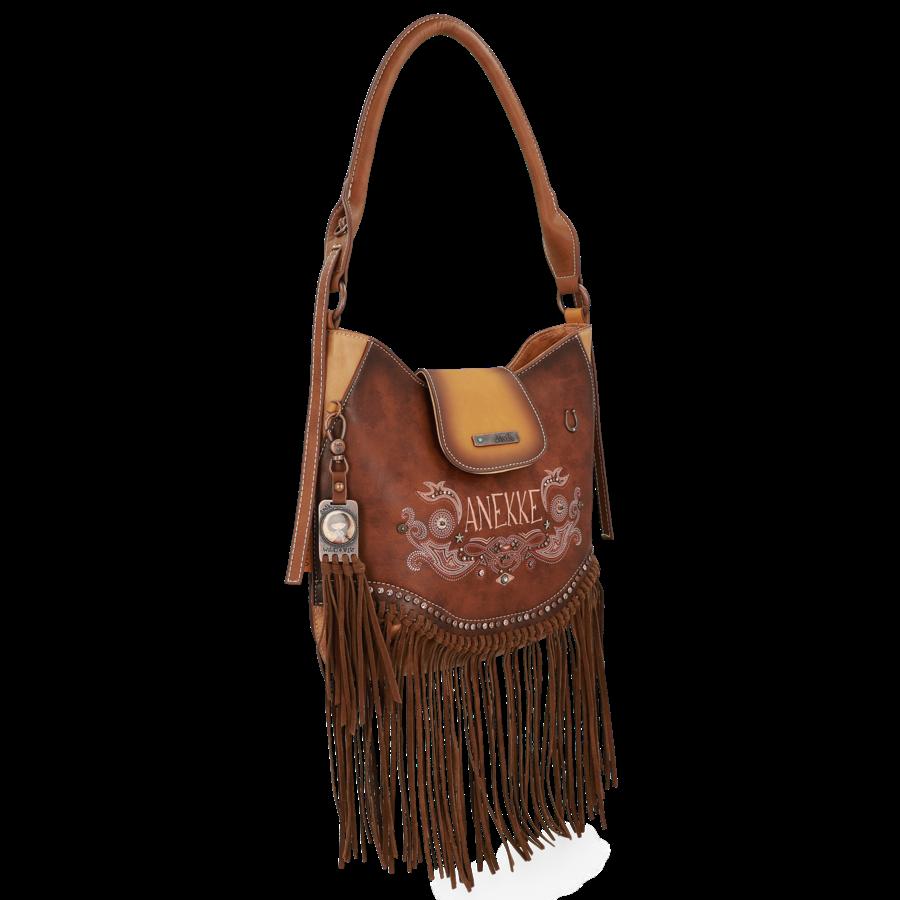 Braune Umhängetasche *Arizona Collection*-3