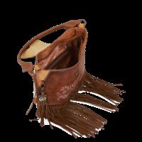 thumb-Braune Umhängetasche *Arizona Collection*-6