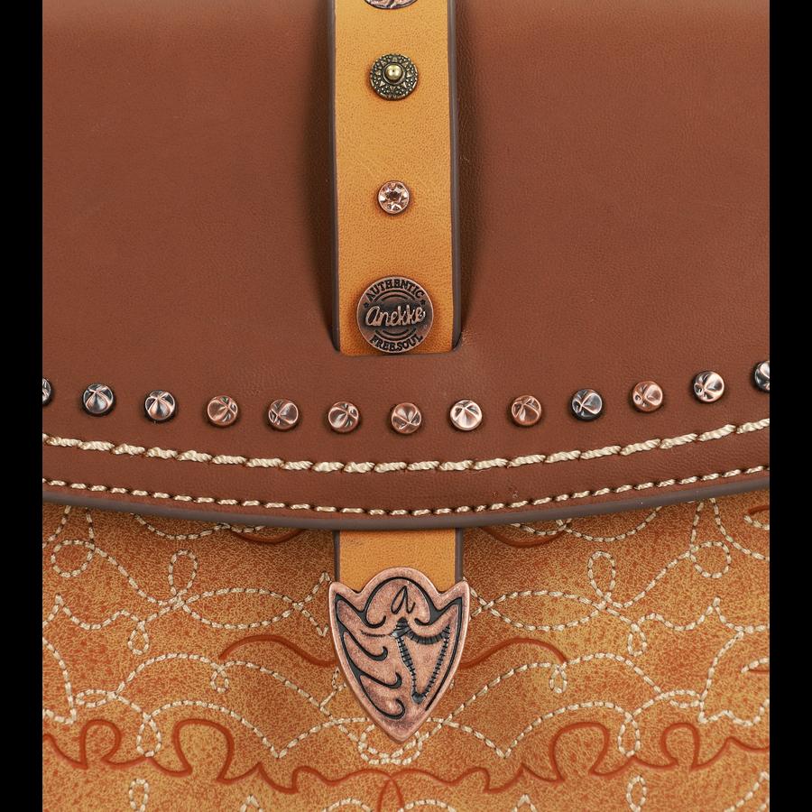 Braune  Umhängetasche *Arizona Collection*-9