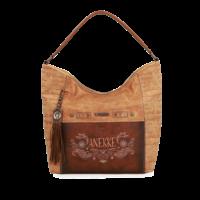 thumb-Braun/Beige Shopper *Arizona Collection*-2