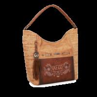 thumb-Braun/Beige Shopper *Arizona Collection*-3