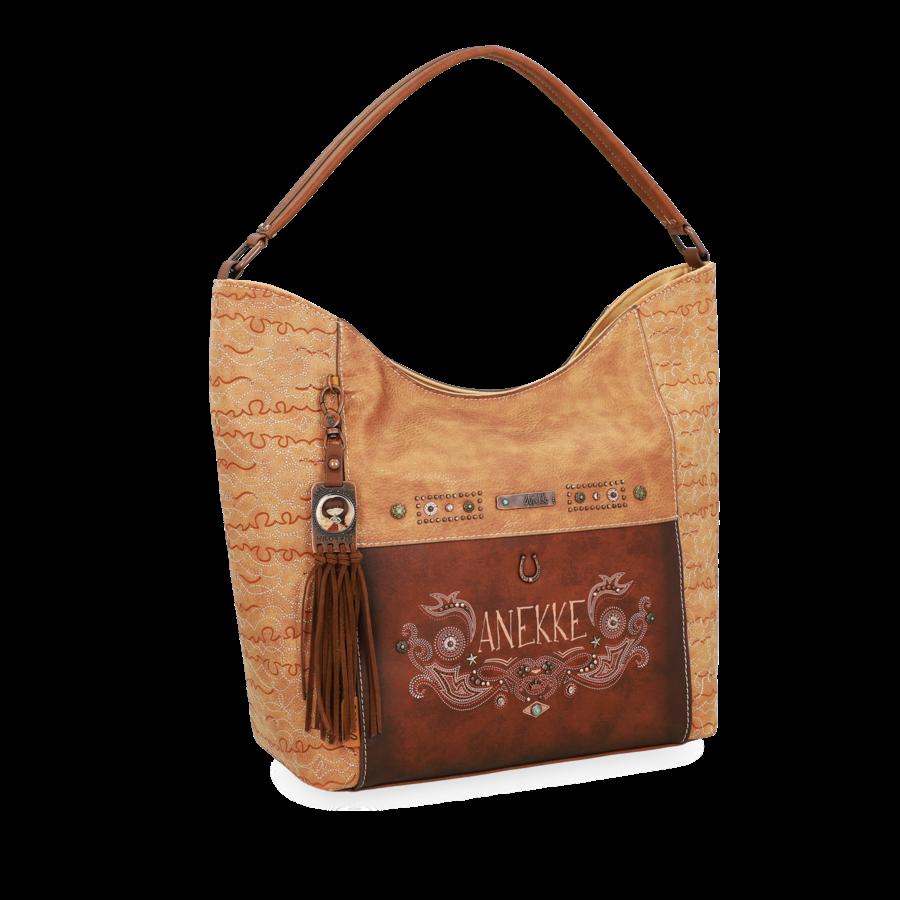 Braun/Beige Shopper *Arizona Collection*-3