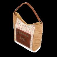 thumb-Braun/Beige Shopper *Arizona Collection*-6