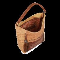 thumb-Braun/Beige Shopper *Arizona Collection*-4