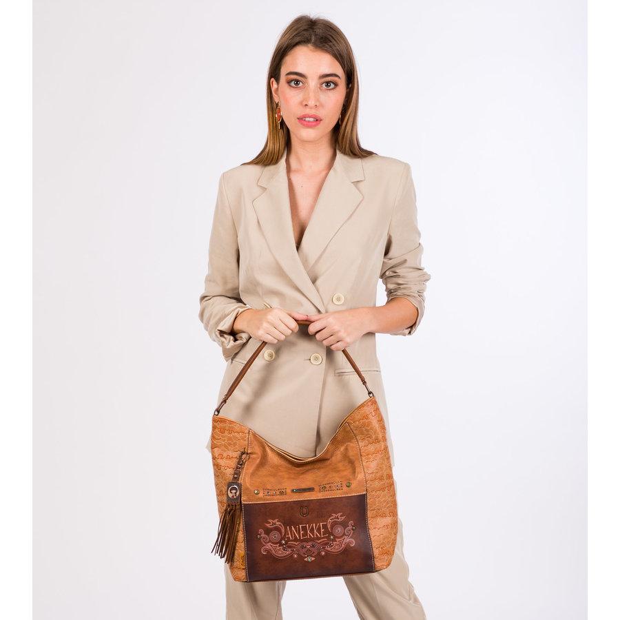 Braun/Beige Shopper *Arizona Collection*-10