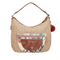 thumb-Beige Shopper *Jungle Collection*-4