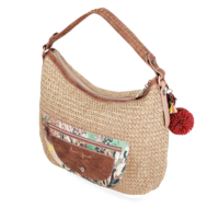thumb-Beige Shopper *Jungle Collection*-5