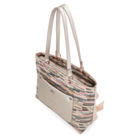 thumb-Beige Handtasche *Jungle Collection*-7