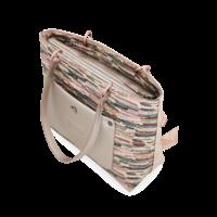 thumb-Beige Handtasche *Jungle Collection*-8