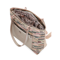 thumb-Beige Handtasche *Jungle Collection*-9
