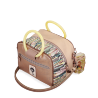 thumb-Beige Handtasche  *Jungle Collection*-6