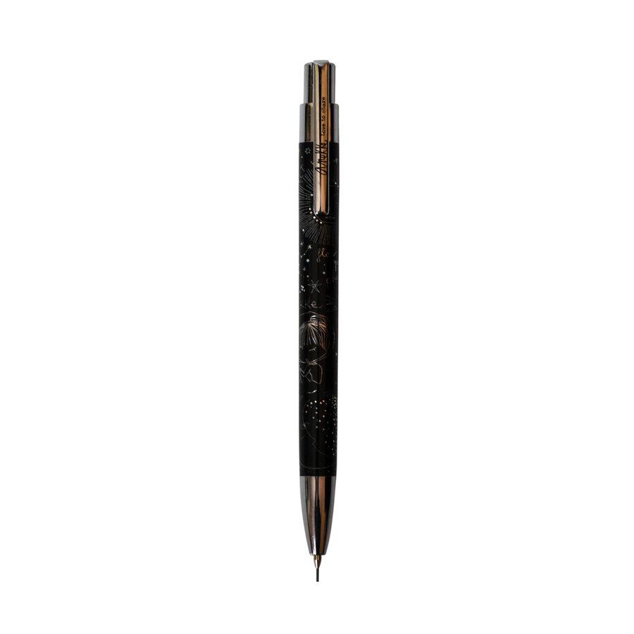Schwarz/Multifarben/Rosé Kugelschreiber/Bleistift Set-5