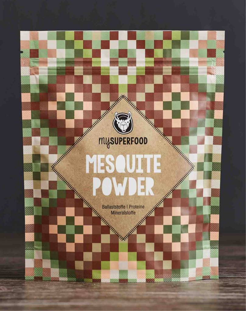 Poudre de Mesquite Bio, 200g