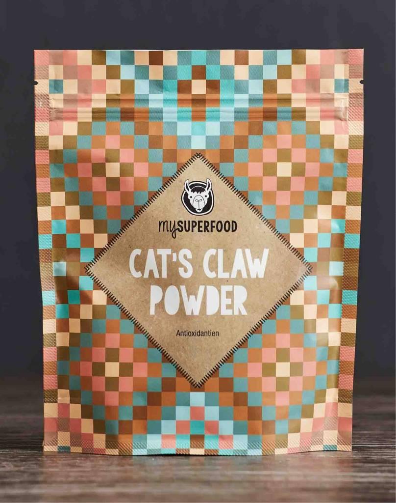 Poudre de griffe de chat, 200 g