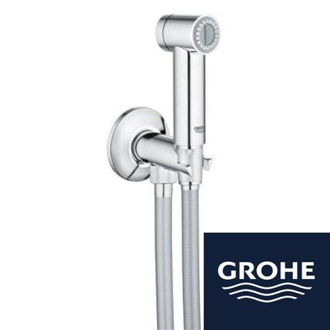 Toilettenbrause Trigger mit Wasserstop