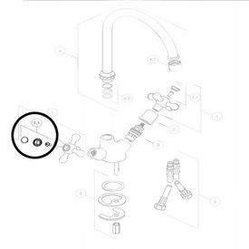 Nobili Grazia GRC5117 cover plate