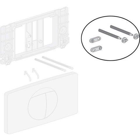 Befestigungssatz Druckplatte bis 980 spk