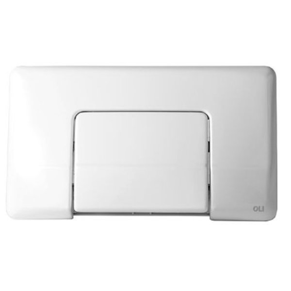 Oliver Oliver plieger Diamante pressure plate white new model