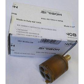 Nobili Umstellung Innenraum nobili Thermostatventil WE00102