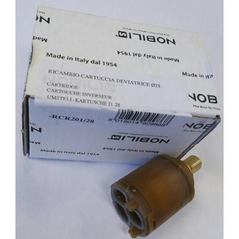 Umstellung Innenraum nobili Thermostatventil WE00102