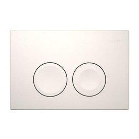 Geberit Geberit up100 flush plate white