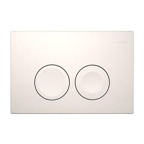 Geberit up100 flush plate white