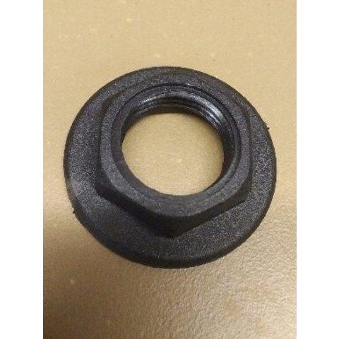 Kunststoffmutter 1/2 Zoll schwarz