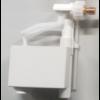Inlet tap concealed cistern oliver Diamante Atlas