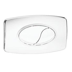 Oliver Oliver Irmao Oriental pressure plate double flush white