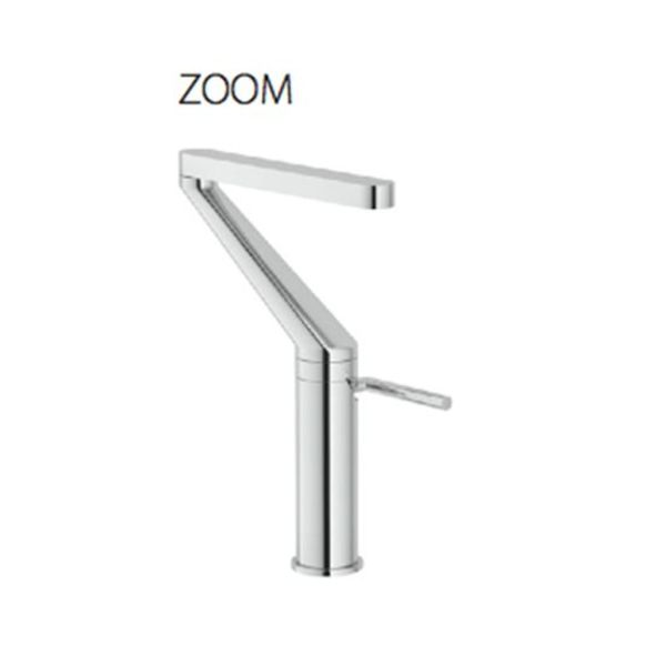 Nobili Kitchen faucet Zoom chrome