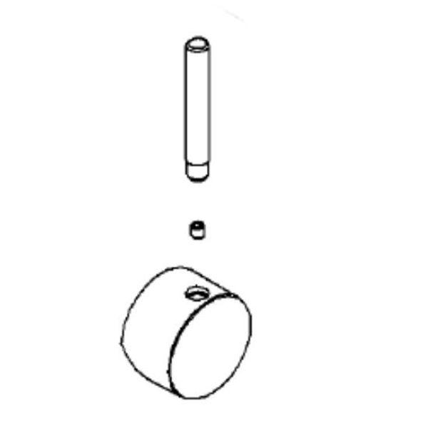 Nobili Griff für verschiedene Nobili-Krane wie OZ