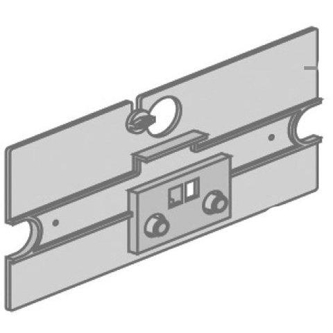UPSPK 980 Kondensationsplatte transparant
