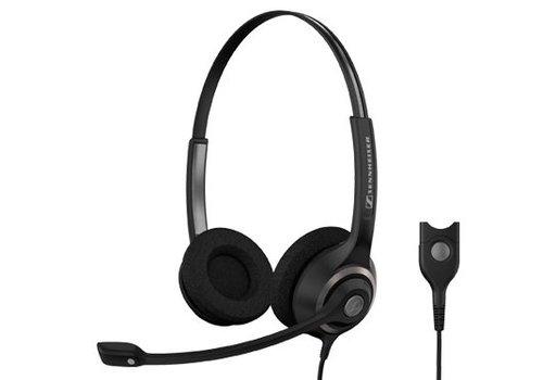 Sennheiser SC 260 professionele headset duo