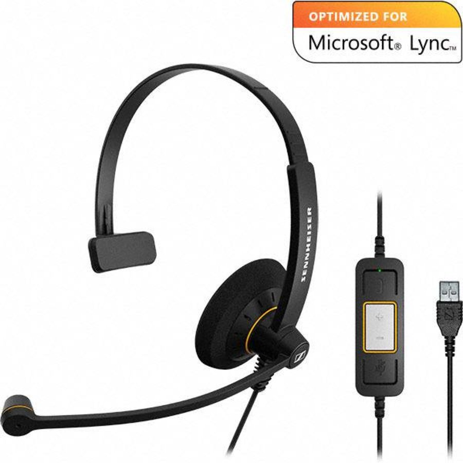 SC 30 USB Microsoft Teams & SfB headset
