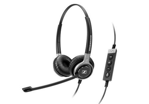 Sennheiser Century SC 660 USB duo headset