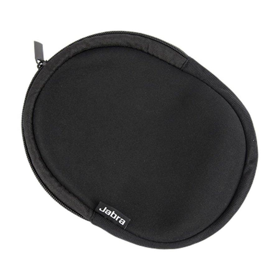 Headset pouch for Jabra Evolve 20/30/40/65 (10)