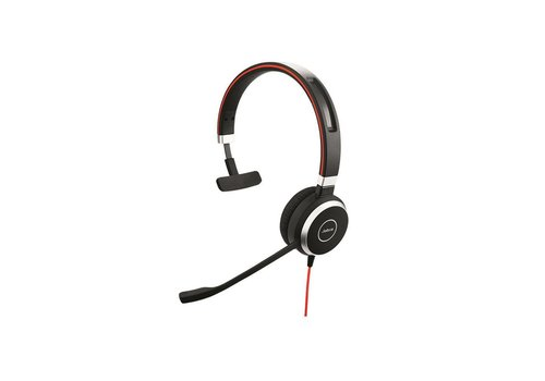 Jabra Evolve 40 Mono 3.5mm jack