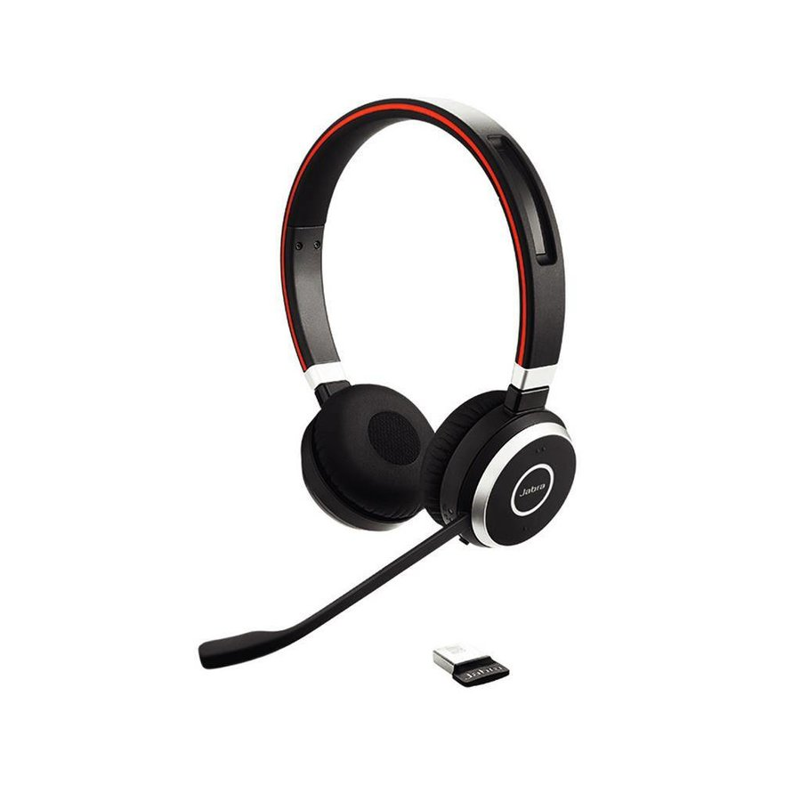 EVOLVE 65 MS Stereo voor PC (SfB) & Mobiel
