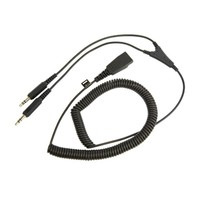QD cord to 2 x 3.5mm jack - Soundcard