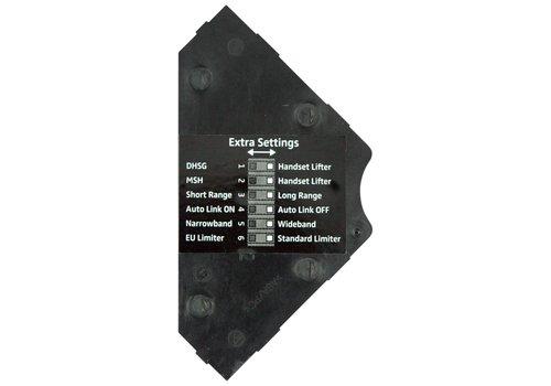 EPOS | Sennheiser Back plate for DW series