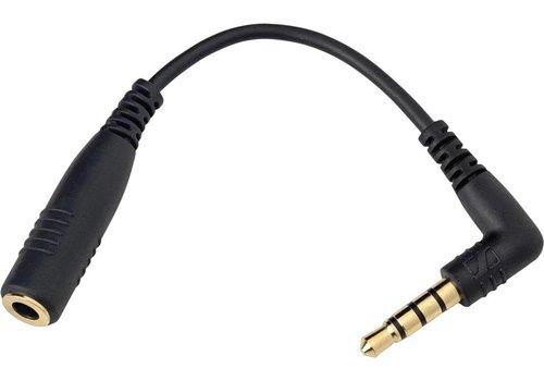 Sennheiser 3.5 mm mini jack adapter