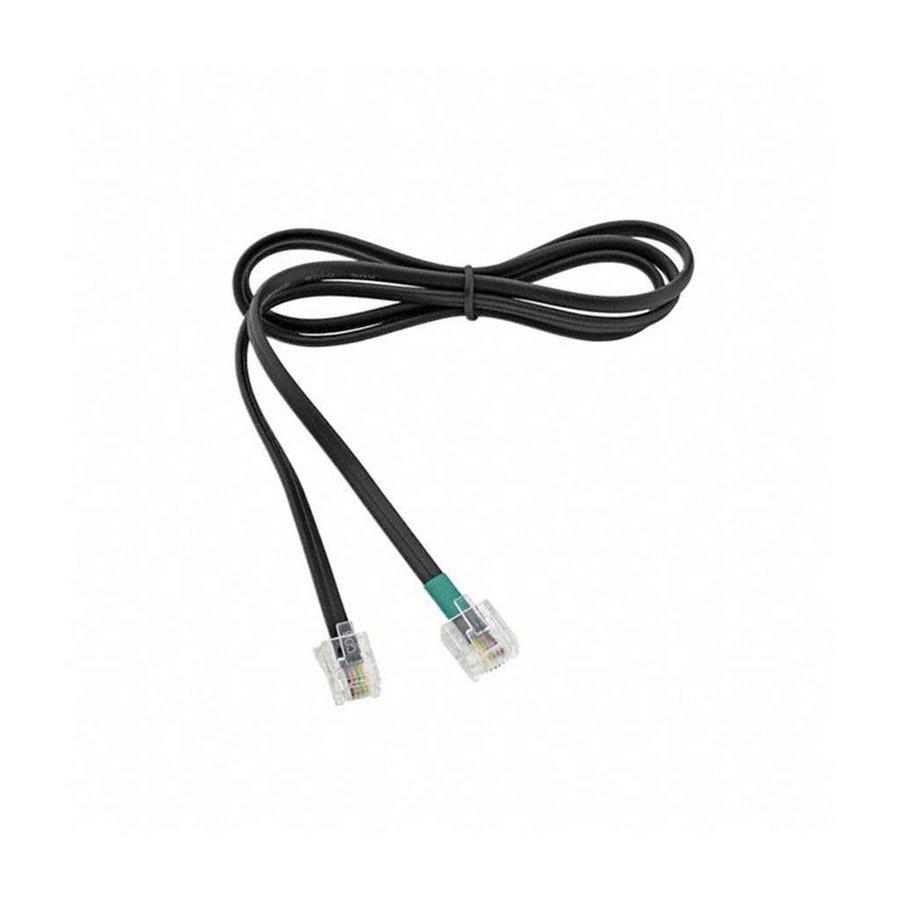 RJ45-RJ11 audio cable