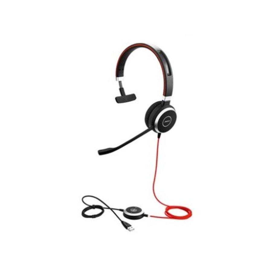 Evolve 40 MS Mono Microsoft Teams Headset