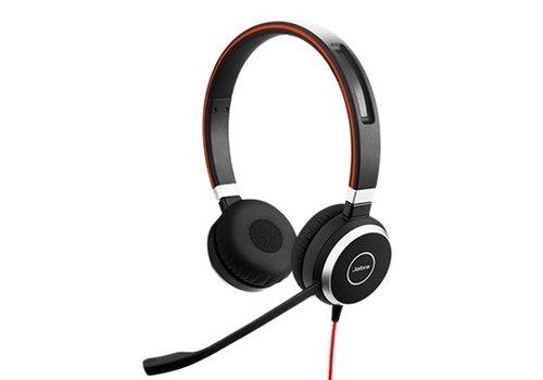Jabra Evolve 40 UC Stereo voor PC & mobiel