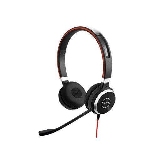 Jabra Evolve 40 UC (USB) Stereo voor PC & mobiel