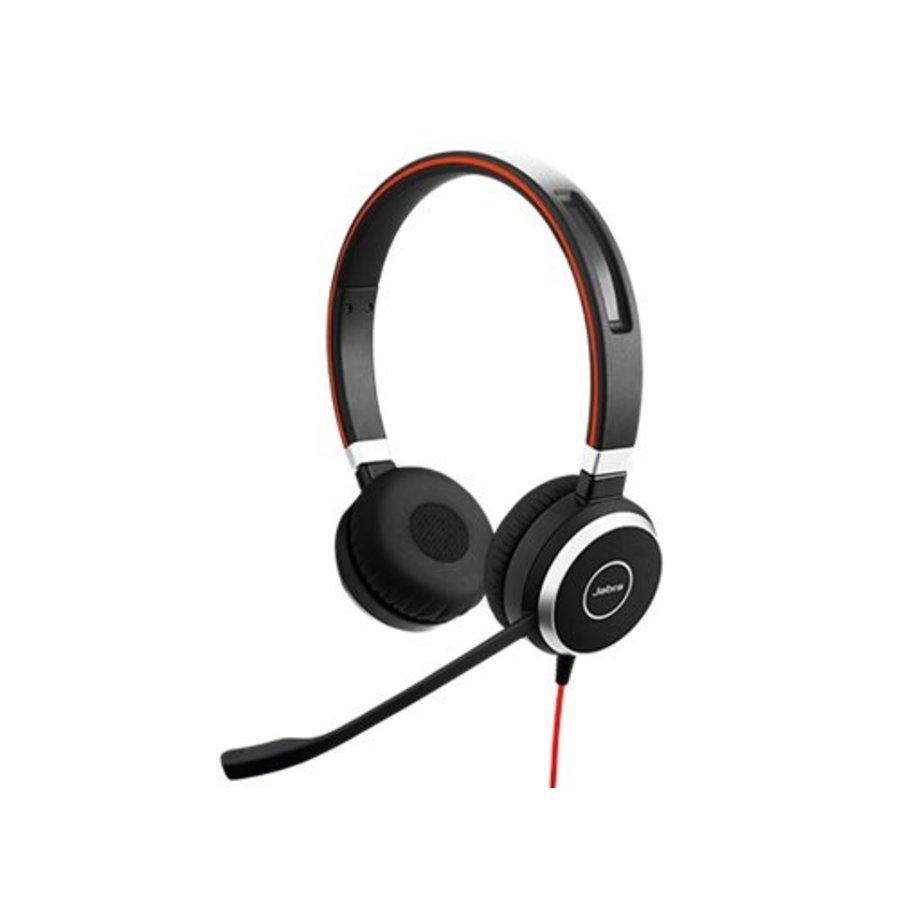 Evolve 40 UC Stereo Headset