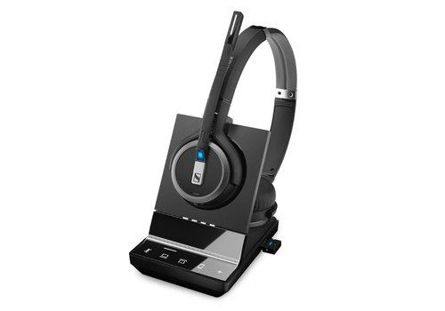 EPOS | Sennheiser IMPACT SDW 5066 Duo (PC - Mobile - Desk)