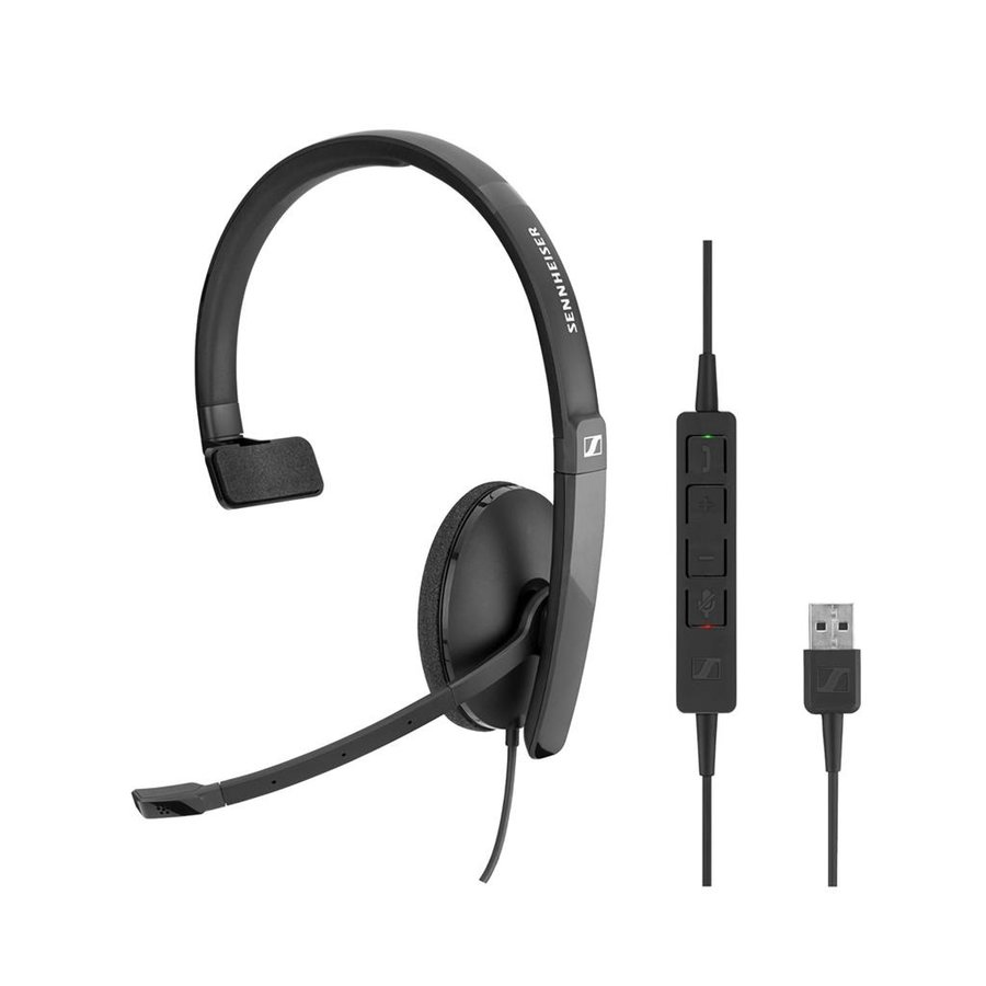 SC 130 Mono USB-C headset